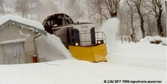 chasse quand il y a de la neige